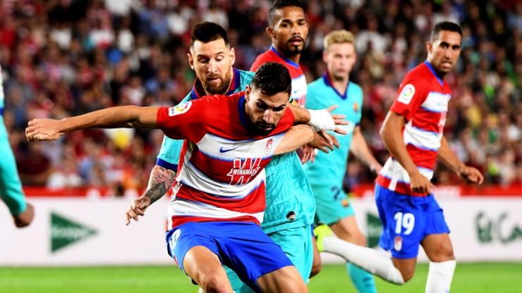 Porażka Barcelony z Granadą!