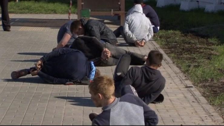Rosja wydali z kraju ponad 40 osób po bitwie na cmentarzu w Moskwie