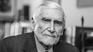 Zmarł prof. Witold Kieżun. Powstaniec miał 99 lat