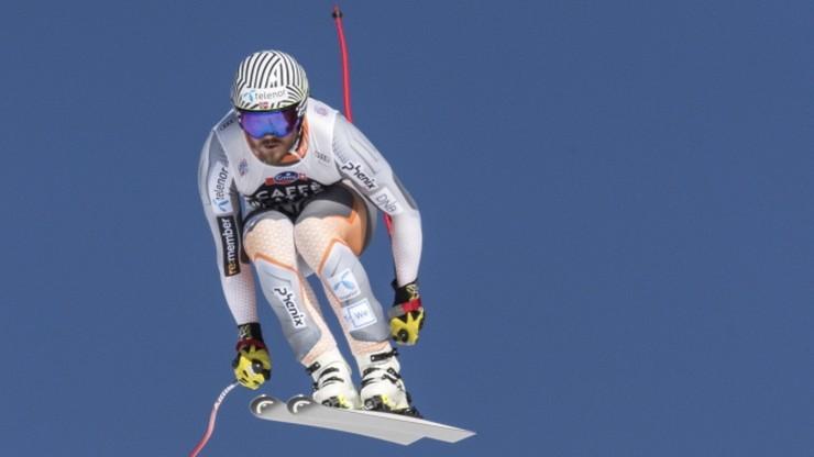Alpejski PŚ: Męski slalom gigant przeniesiony z Francji do Włoch przez brak śniegu
