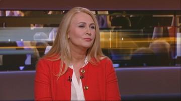 Łukacijewska: zawalił sztab Koalicji Europejskiej, powinien być odsunięty