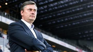 Piłkarze Lecha Poznań mają nowego trenera