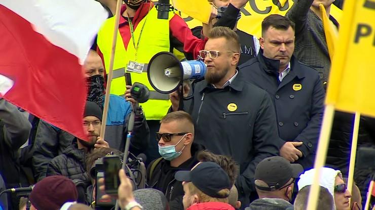Paweł Tanajno: wynik wyborczy mam w pompce