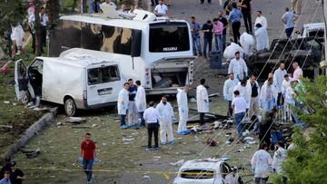 Eksplozja bomby w Turcji. Cztery osoby nie żyją