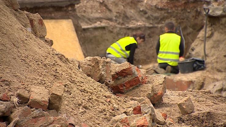 Na miejscu getta w Brześciu znaleziono szczątki ponad 1200 osób