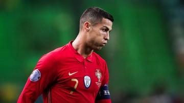 Cristiano Ronaldo zakażony koronawirusem