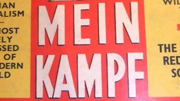 """Mein Kampf"" Hitlera już w niemieckich księgarniach"