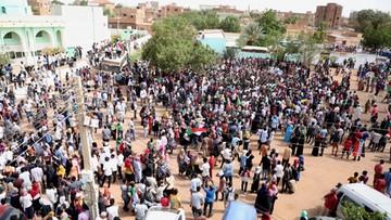 Porozumienie Tymczasowej Rady Wojskowej Sudanu z opozycją