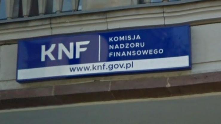 Posłowie PO i Nowoczesnej z interwencją poselską w KNF. Chcą udostępnienia dokumentów
