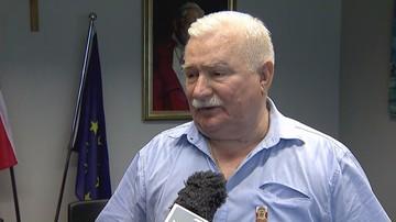 Wałęsa: nierespektowanie wyroku Trybunału UE może przywrócić kontrole Polaków na granicach