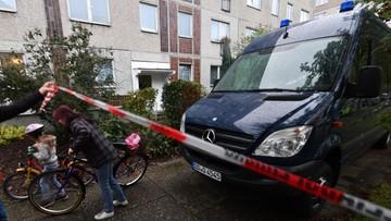 Poszukiwany Syryjczyk schwytany. Planował zamach w Chemnitz