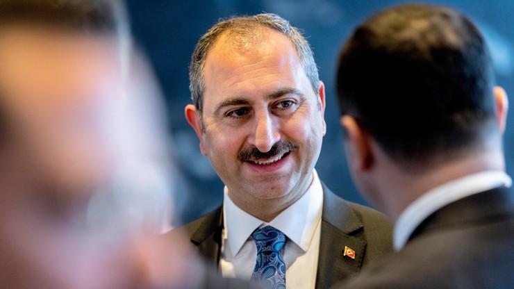 USA nakłada sankcje na tureckich ministrów
