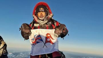 """Nirmal Purja zdobył K2 bez użycia tlenu. """"Zadanie wykonane"""""""