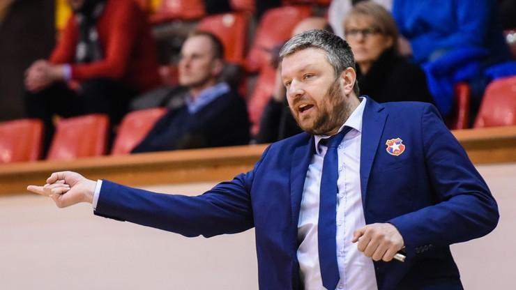 Trener Wisły CanPack Kraków: Siłą CCC jest wyrównany skład