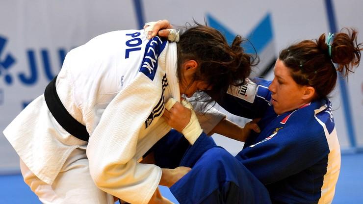 Puchar Europy w judo: Trzecie miejsce Kowalczyk w Saarbruecken