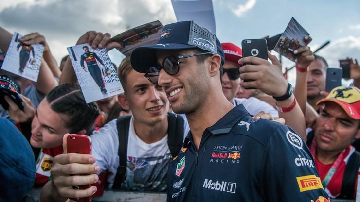 Formuła 1: Ricciardo rozpędził karuzelę transferów?