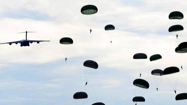 Żandarmeria Wojskowa zatrzymała żołnierzy 6. Brygady Powietrznodesantowej w Krakowie