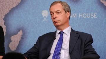 Farage: FBI nie kontaktowało się ze mną ws. śledztwa dot. Rosji