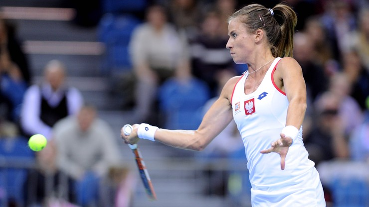 WTA w Charleston: Rosolska odpadła w I rundzie debla
