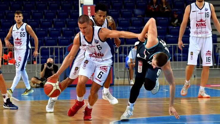 EBL: Stelmet Enea BC Zielona Góra - King Szczecin. Transmisja w Polsacie Sport News