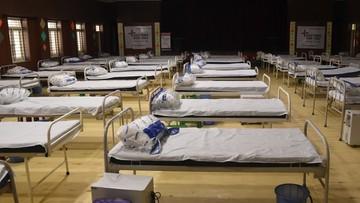 Pandemia w Indiach. Rekordowa liczba zgonów