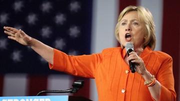Clinton atakuje propozycje Trumpa. Chodzi o plan ekonomiczny