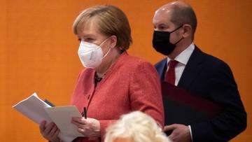 """Przedłużone restrykcje w Niemczech. Media piszą o """"longdownie"""""""