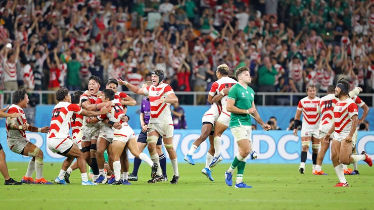 Puchar Świata w rugby. Plan transmisji do końca fazy grupowej