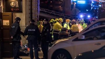 Pożar hotelu w Pradze. Nie żyją co najmniej dwie osoby