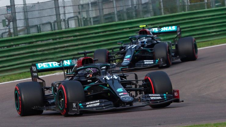 Formuła 1: Mercedes po raz siódmy z rzędu mistrzem świata konstruktorów