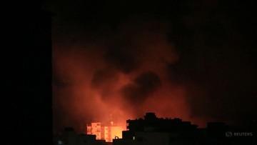 Konflikt izraelsko-palestyński. Atak na dom najstarszego przywódcy Hamasu