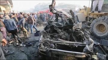 Dwa zamachy jednego dnia w Bagdadzie. 20 osób nie żyje
