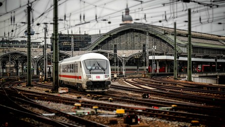 PKP w końcu najlepsze. Oto największa ładowarka do pociągów w Europie