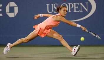 Ekspresowe zwycięstwo Radwańskiej w 1. rundzie US Open