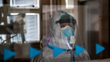 Rekord zakażeń koronawirusem. Wśród ofiar 36-latek