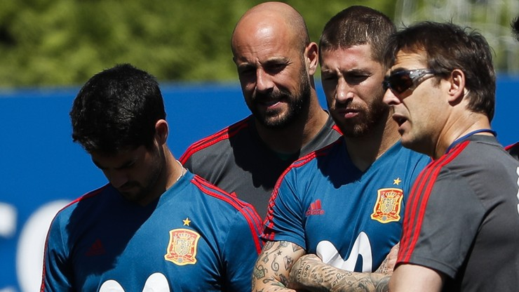 MŚ 2018: Hiszpanie zmienią trenera jeszcze przed mundialem?