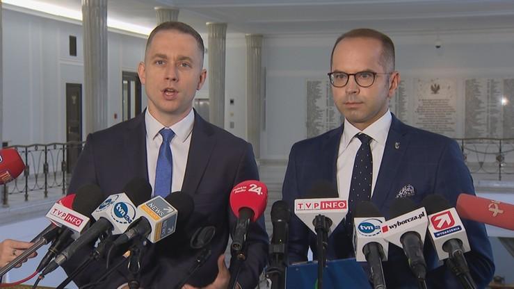 Szczerba: Ziobro wykorzystuje środki z Funduszu Sprawiedliwości kompletnie nietransparentnie