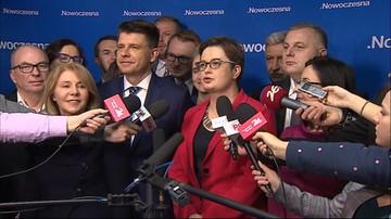 Nowoczesna wybrała zarząd partii. Wśród członków m.in. Petru i Gasiuk-Pihowicz