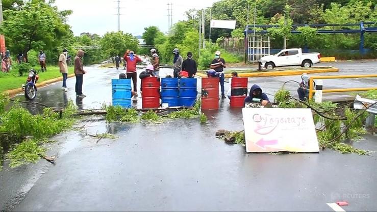 Zamieszki w Nikaragui. Nie żyje co najmniej osiem osób
