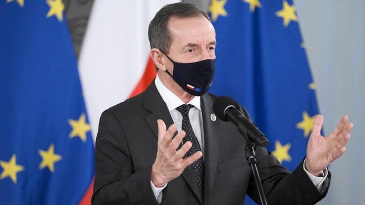 Wniosek prokuratury o uchylenie immunitetu Tomaszowi Grodzkiemu