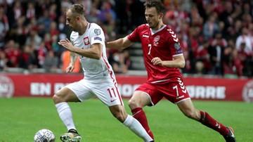 Skrót meczu Dania - Polska