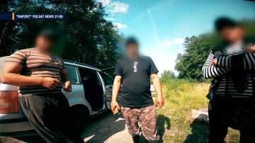 """""""Mafia grzybowa""""? Kim są rumuńscy grzybiarze w podkarpackich lasach"""