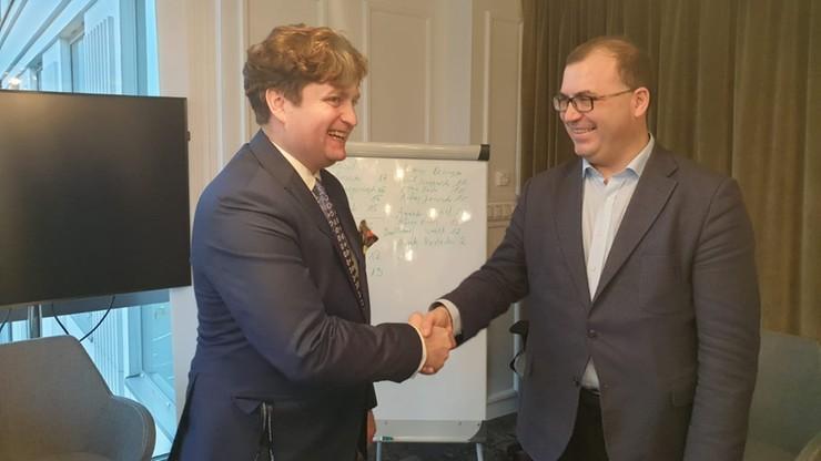 Wybrany w grudniu prezes Polskiego Związku Curlingu zostanie odwołany. Był prawomocnie skazany