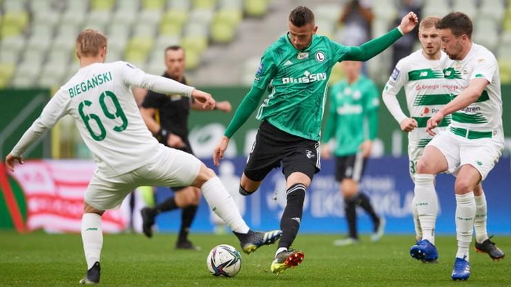 Legia Warszawa coraz bliżej mistrzostwa