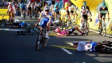 Prokuratorskie śledztwo w sprawie wypadku na trasie Tour de Pologne
