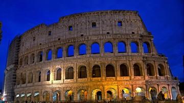 Rzymskie Koloseum zabezpiecza się przed wandalami