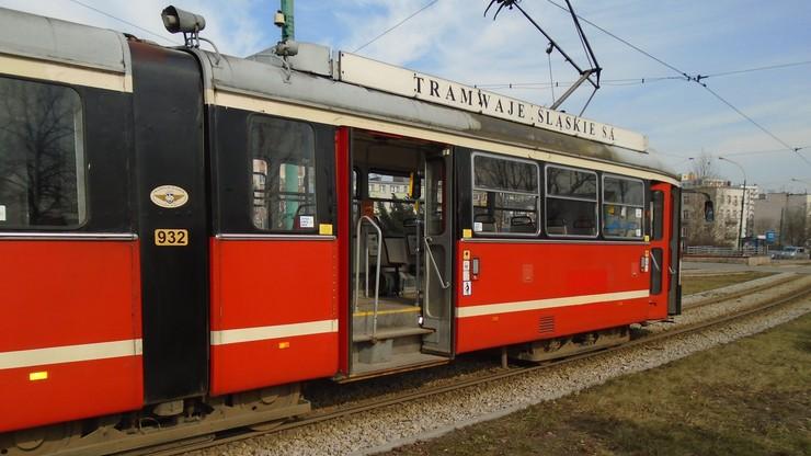 Śmierć kobiety w tramwaju w Sosnowcu. Motornicza gwałtownie zahamowała