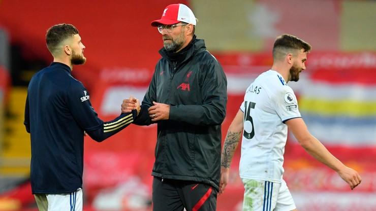 """Juergen Klopp pogratulował występu Mateuszowi Klichowi i pozostałym piłkarzom Leeds United. """"Będę z uwagą śledził ich kolejne występy"""""""