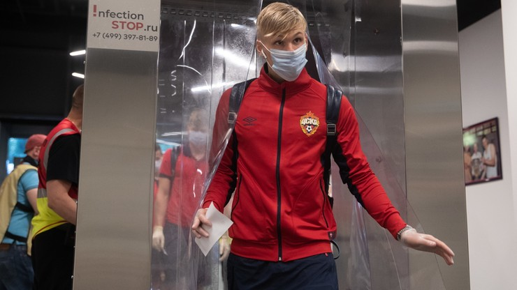 Rosyjskie kluby i piłkarze czekają na jasne reguły w sprawie koronawirusa