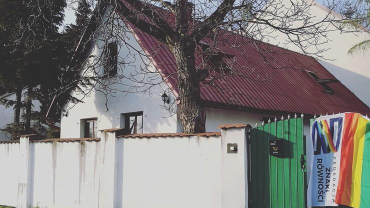 """Pierwszy dom społeczności LGBT+ w Krakowie. """"Miejsce spotkań, integracji, wsparcia"""""""